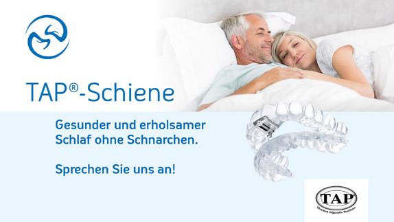 186Tap Schnarchschiene